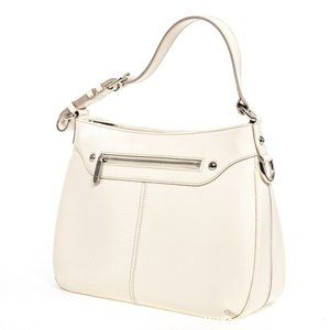 LOUIS VUITTON Turenne GM White Bag